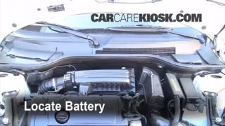 Battery Replacement: 2008-2014 Mini Cooper