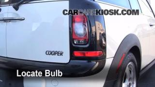 Brake Light Change 2008-2014 Mini Cooper