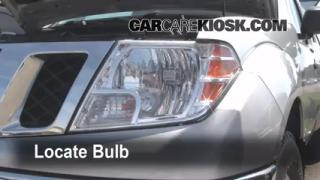 Headlight Change 2005-2012 Nissan Frontier