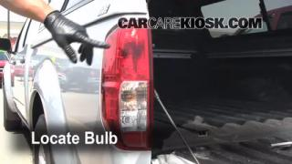 Tail Light Change 2005-2012 Nissan Frontier