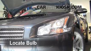 Headlight Change 2009-2014 Nissan Maxima