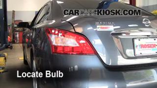 Reverse Light Replacement 2009-2013 Nissan Maxima