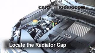 Coolant Flush How-to: Subaru Forester (2009-2013)