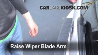 Rear Wiper Blade Change Subaru Forester (2009-2013)