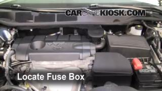 Blown Fuse Check 2009-2013 Toyota Venza