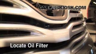Oil & Filter Change Toyota Venza (2009-2013)