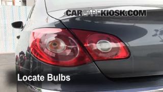Brake Light Change 2009-2014 Volkswagen CC