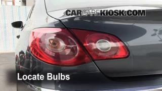 Tail Light Change 2009-2014 Volkswagen CC