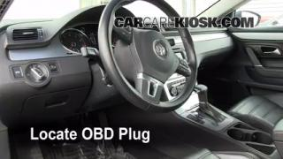 Engine Light Is On: 2009-2014 Volkswagen CC - What to Do