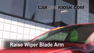 Front Wiper Blade Change Cadillac CTS (2008-2013)