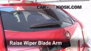 Rear Wiper Blade Change Cadillac CTS (2008-2013)