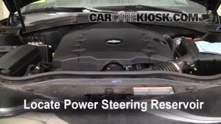 Fix Power Steering Leaks Chevrolet Camaro (2010-2013)