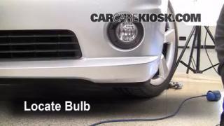 Fog Light Replacement 2010-2013 Chevrolet Camaro