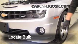 Highbeam (Brights) Change: 2010-2013 Chevrolet Camaro