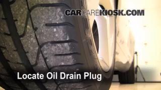 Oil & Filter Change Chevrolet Camaro (2010-2013)