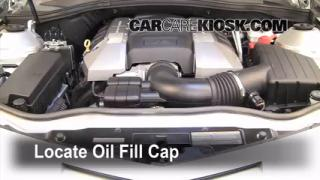 2010-2013 Chevrolet Camaro: Fix Oil Leaks