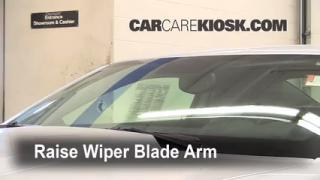Front Wiper Blade Change Chevrolet Camaro (2010-2013)