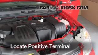 How to Jumpstart a 2005-2010 Chevrolet Cobalt