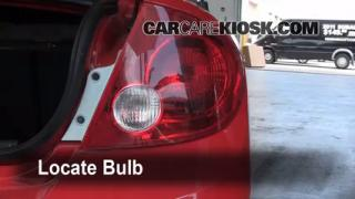 Tail Light Change 2005-2010 Chevrolet Cobalt