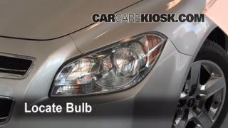 Headlight Change 2008-2012 Chevrolet Malibu