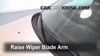Front Wiper Blade Change Chevrolet Malibu (2008-2012)