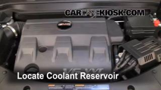 Coolant Level Check: 2010-2014 Terrain
