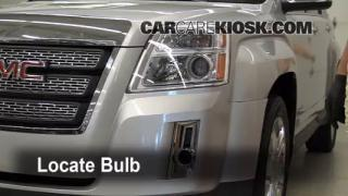 Fog Light Replacement 2010-2013 GMC Terrain