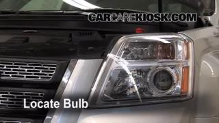 Headlight Change 2010-2014 GMC Terrain