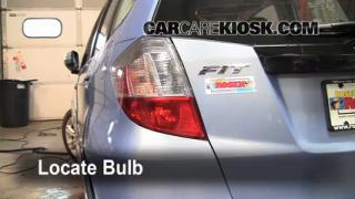 Tail Light Change 2009-2013 Honda Fit