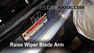 Rear Wiper Blade Change Honda Fit (2009-2013)