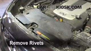 Fix Antifreeze Leaks: 2009-2012 Infiniti FX35