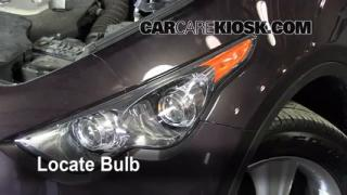 Headlight Change 2009-2012 Infiniti FX35