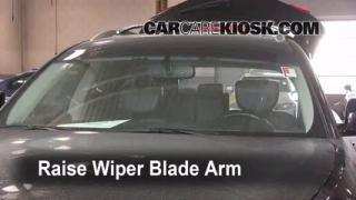 Front Wiper Blade Change Infiniti FX35 (2009-2012)