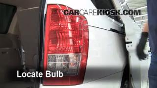 Reverse Light Replacement 2006-2014 Kia Sedona