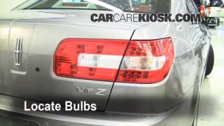 Tail Light Change 2006-2010 Lincoln MKZ