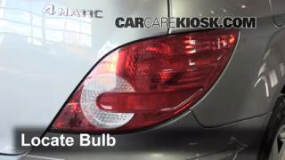 Reverse Light Replacement 2006-2012 Mercedes-Benz R350