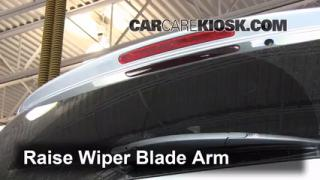 Rear Wiper Blade Change Mercedes-Benz R350 (2006-2012)