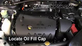 2007-2010 Mitsubishi Outlander Oil Leak Fix