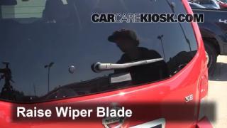 Rear Wiper Blade Change Nissan Pathfinder (2005-2012)