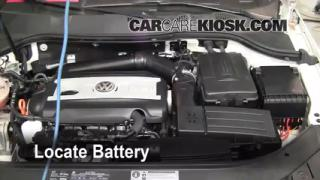 How to Clean Battery Corrosion: 2006-2010 Volkswagen Passat