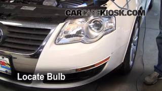 Highbeam (Brights) Change: 2006-2010 Volkswagen Passat