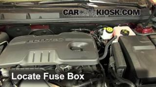 cabin filter replacement buick lacrosse 2010 2014 2011. Black Bedroom Furniture Sets. Home Design Ideas