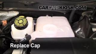 Coolant Flush How-to: Buick Regal (2011-2013)
