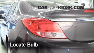 Reverse Light Replacement 2011-2014 Buick Regal