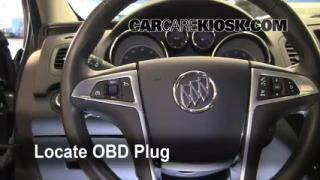Engine Light Is On: 2011-2013 Buick Regal - What to Do