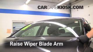 Front Wiper Blade Change Buick Regal (2011-2013)