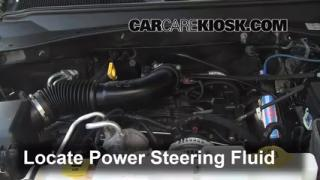 Fix Power Steering Leaks Dodge Nitro (2007-2011)