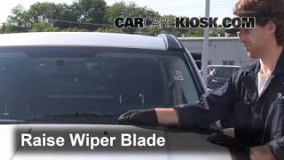 Front Wiper Blade Change Dodge Nitro (2007-2011)