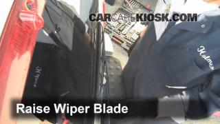 Rear Wiper Blade Change Dodge Nitro (2007-2011)