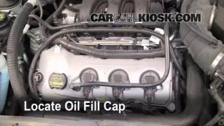 2010-2013 Ford Taurus: Fix Oil Leaks